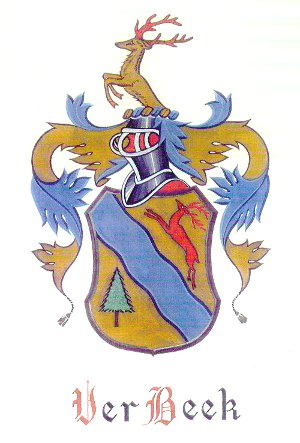 The Verbeek Family Crest